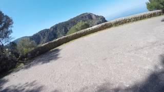 Majorca 2017, Descent to Port de Valldemossa