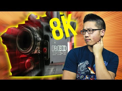 The REAL Reason we spent $140,000 on 8K Cameras  ft Corridor Digital