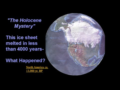"""IceAge Shift:10,000-yr Collection of Clues to decode a Holocene Mystery"" w/ Randall Carlson (2008)"