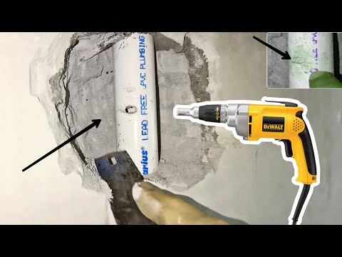 #PlumbingKnowledge Easy Way To Repair Leakage In Plumbing Part 2