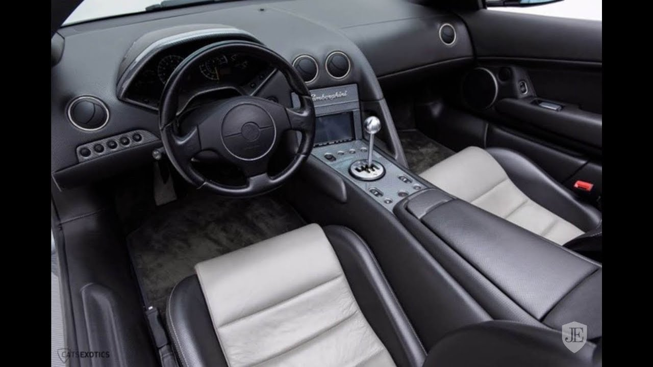 Lamborghini Murcielago 2008 Lp640 4 Roadster Interior Car News 24h Youtube