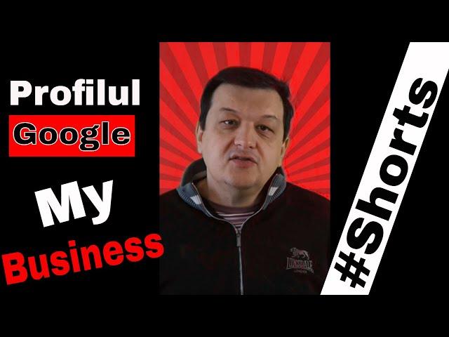 Profilul Google My Business #Shorts