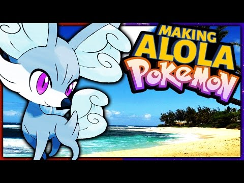 GEN 6 KALOS STARTERS | Making New Alola Forms - SHINY Edition [Pokemon Sun And Moon] (BrettUltimus)