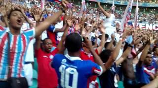 """Bahia x América MG """"A fonte nova é minha casa"""""""