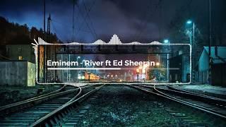Eminem - River ft. Ed Sheeran (Unofficial Lyric Video)