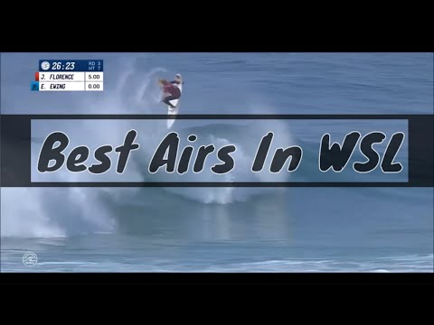 Best Surfing Airs In Contest History