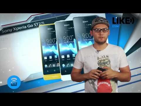 Обзор смартфона Sony ST27i Xperia go от LikeGSM