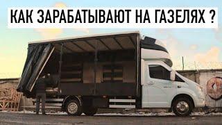 Рейс в Москву #2 дорога, выгрузка, встреча