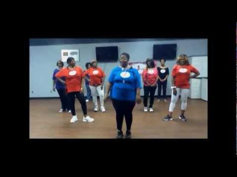 G SLIDE LINE DANCE GINA BROWN - INSTRUCTIONS