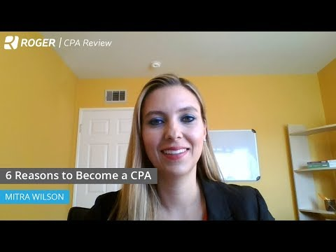 6 Reasons to Become a CPA