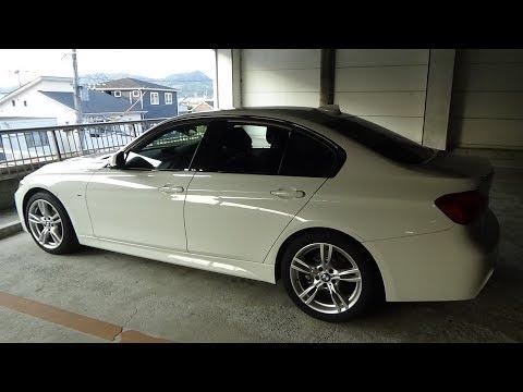 BMW320i F30 後部座席の紹介