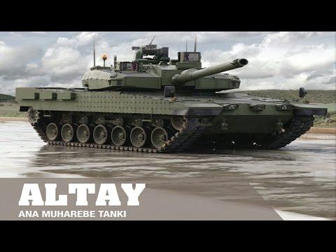 OTOKAR - Altay Ana Muharebe Tankı Geliştirme Süreci
