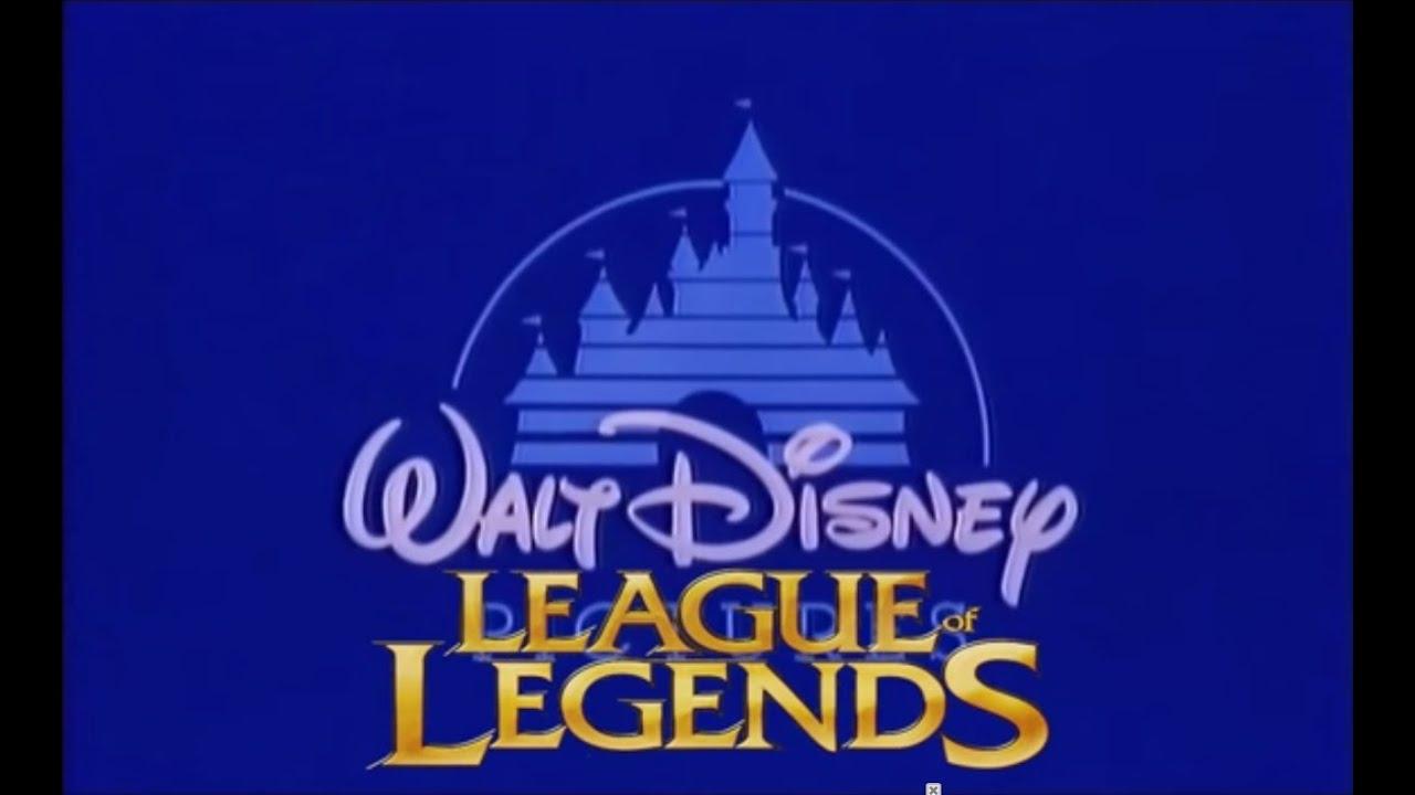 Resultado de imagen para disney league of legends