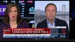 Jason Calacanis CNBC Closing Bell 3/19/18: Facebook fall-out Cambridge Analytica data scandal