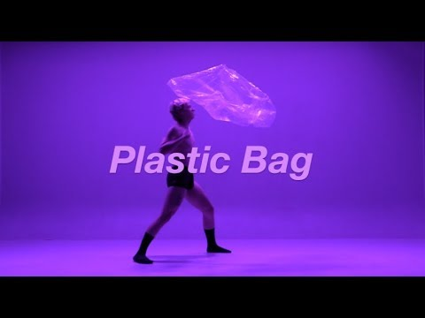 Plastic Bag - Performance Art