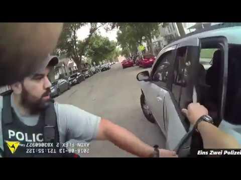 Полиция США,стрельба на