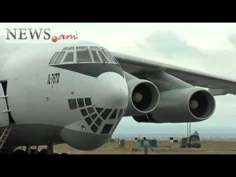 Armenia's aircraft transporting earthquake relief heads to Turkey