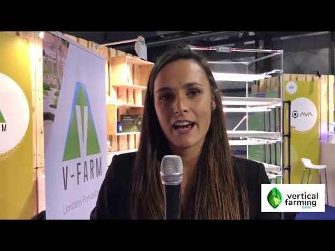 Vertical Farming Italia @Seeds&Chips 2017, pt 2