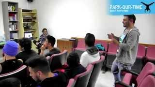 #10 Corso Parkour Sant'Antioco: Obiettivi e Sogni