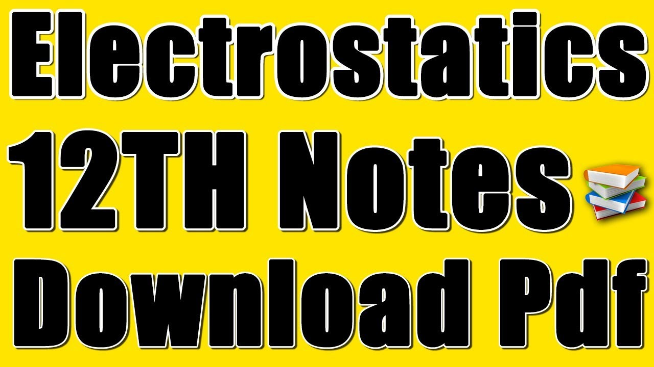Chapterwise class notes board pdf physics maharashtra notes 12th