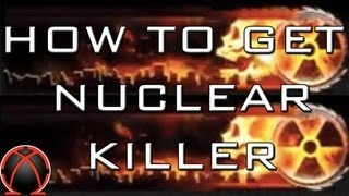black ops 2 how to drop a nuclear killer tips tricks an 94 mms gameplay