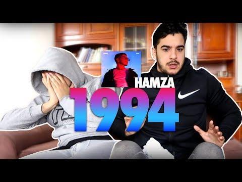 PREMIERE ECOUTE - Hamza - 1994
