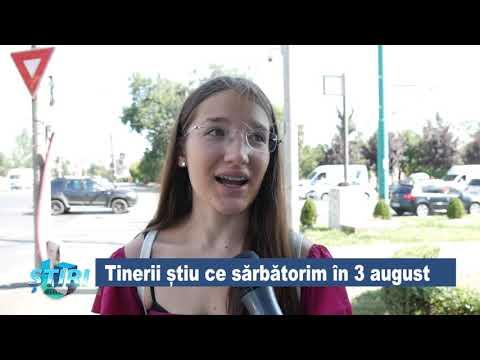 TeleU: Tinerii știu ce sărbătorim în 3 august