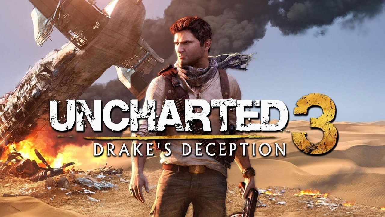 PS3] Uncharted 3 : Drake'-s Deception Savegame - Game Save Download ...