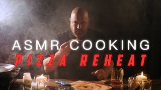 ASMR Cooking - Pizza Reheat | Kevin James