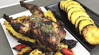 Jamaican Jerk Chicken Recipe - On A Epicoa Rotisserie