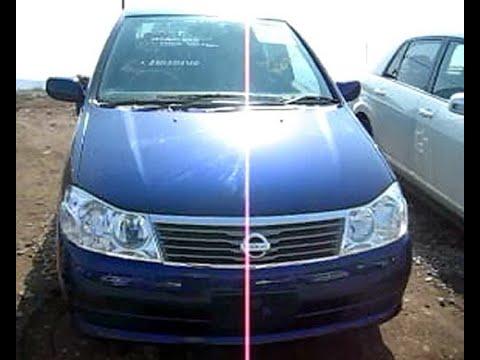 Nissan Liberti 2001 год.avi