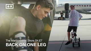 BACK ON ONE LEG | The Martin Garrix Show S4.E7