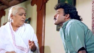 vuclip Chiranjeevi & Nirmala Best Comedy Scene || Big Boss Movie
