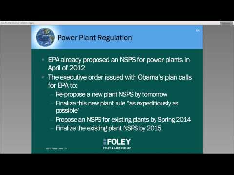 Environmental Law Update: New Leadership at EPA and Clean Air Act Developments