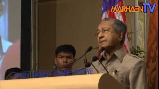 (FULL) Tun Mahathir disuruh Berhenti Berucap di Program Nothing To Hide