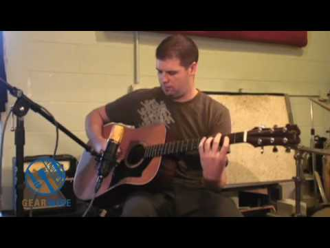 Goya Acoustic Guitars: Playing A Vintage Acoustic