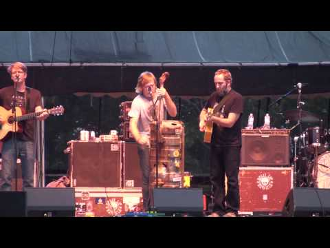 Split Lip Rayfield - Yonder Harvest Festival Main Stage Set 10-13-12 HD tripod