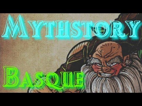 Mythstory #3 - Basque Mythology