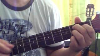 Тучи в голубом (Аккорды на гитаре)