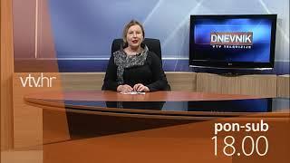 Vtv dnevnik najava 21. siječnja 2019.