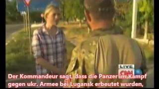 Betrunkene UKR.-Soldaten aber keine russische Invasion