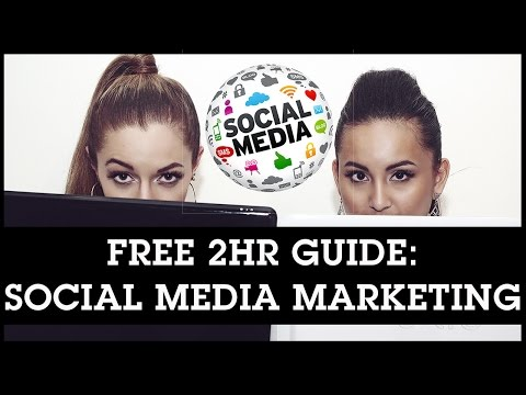 Social Media Marketing Plan: Free 2hr Guide To Effective Soc
