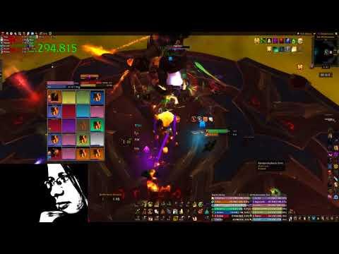 Instinct vs. Aggramar Mythic (Holy Paladin PoV) Thumbnail