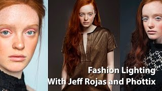 Easy Fashion Photography with Phottix and Jeff Rojas
