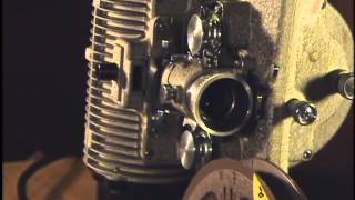 The Bell & Howell Regent, Design 122, Model L 8mm Projector (clip 25)