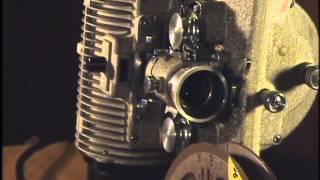 The Bell & Howell Regent, Design 122, Model L 8mm Projector (clip 25)
