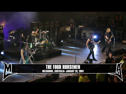 Metallica: The Four Horsemen (MetOnTour - Melbourne, Australia- 2004) Thumbnail image