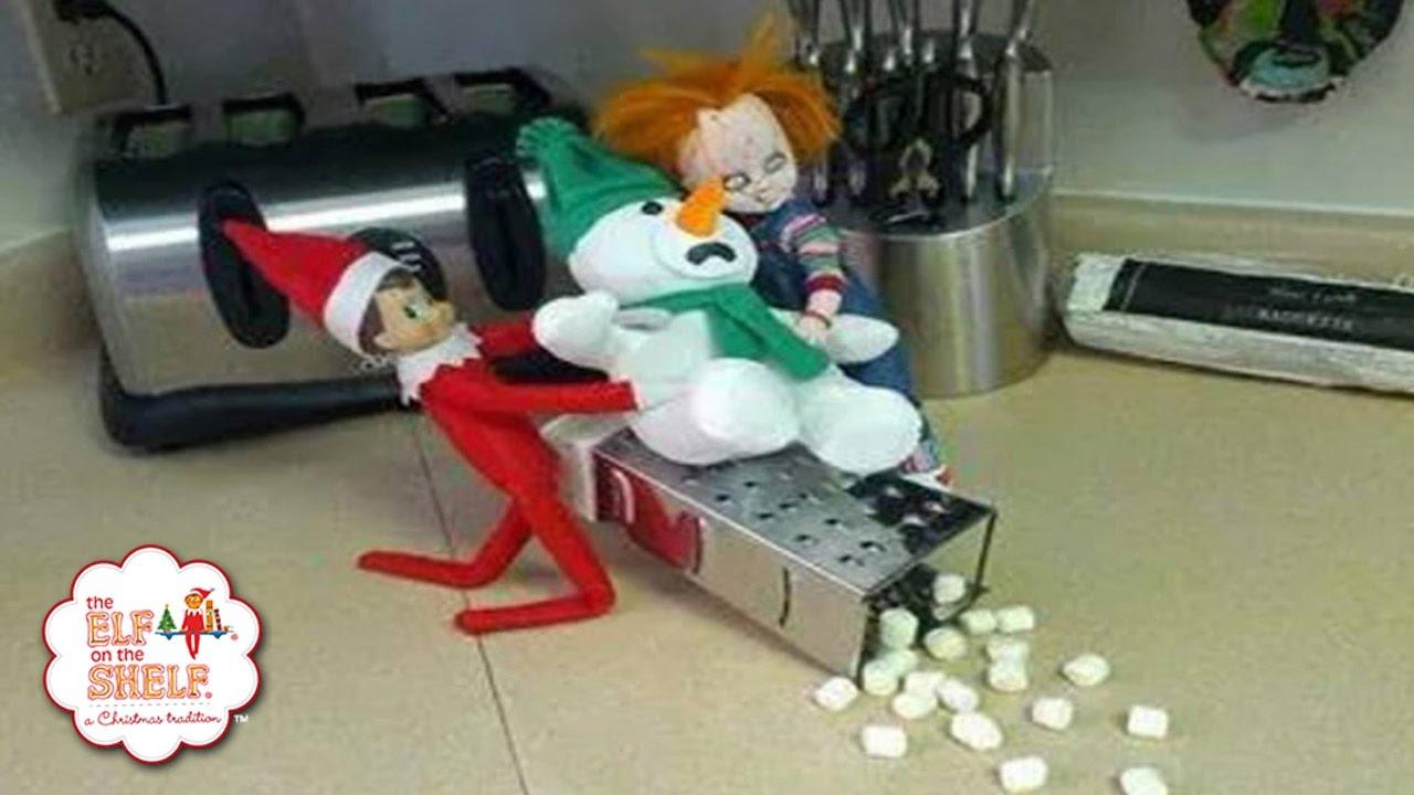 Worst Elf On The Shelf Ideas Ever 3 Youtube