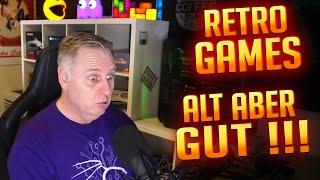Alt aber gut! Die Top Retro Games der 80er Jahre | Commdore C64 Emulator | Vlog thumbnail