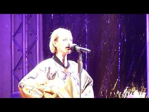 MOKA EFTI ORCHESTRA + Severija Janušauskaitė - zu asche zu staub- Live @ Babylon Berlin 3-10-2018